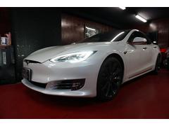 テスラ モデルSP100D 世界最速セダン 100%電気自動車 自動運転