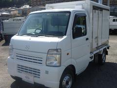 スクラムトラック冷蔵冷凍車 低温 エアコン パワステ