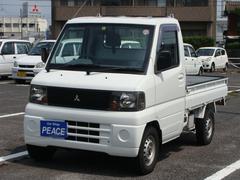 ミニキャブトラックVタイプ 5速マニュアル車 純正オーディオ