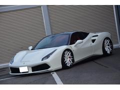 フェラーリ 488GTB正規D車OP480万 レーシングシート