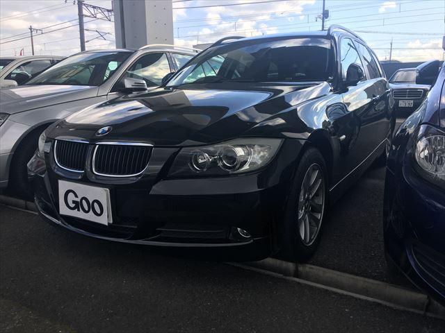 BMW 3シリーズ 320iツーリング レザーシート ETC HI...