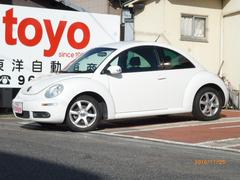 VW ニュービートルプライムエディション キーレス CD 16インチアルミ