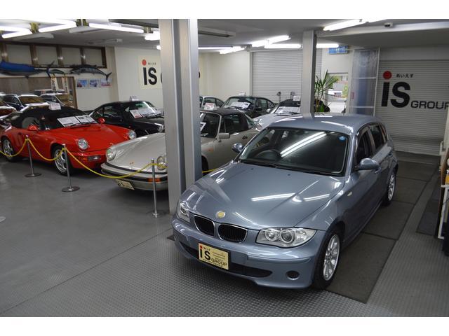 BMW 1シリーズ 116i DVDナビ Bカメラ HID ETC...