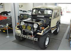 ジープショートキャンバストップ Dターボ 4WD MT リフトUP