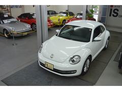 VW ザ・ビートルデザイン 女性ワンオーナー 16アルミ クルコン 保証書