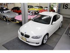 BMW325iクーペ フルセグHDDナビ 本革シート 保証書 取説