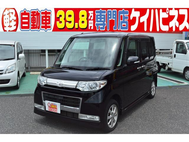 Photo of DAIHATSU TANTO CUSTOM X / used DAIHATSU