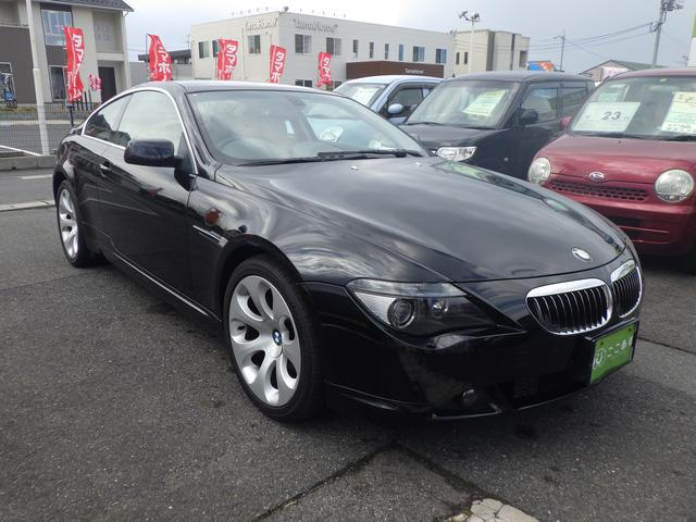 BMW 6シリーズ 645Ci (車検整備付)