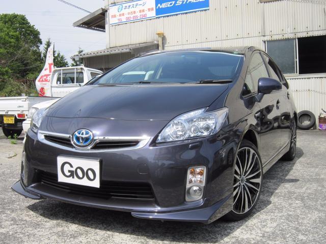 トヨタ G LEDエディション 黒革シート SDナビワンセグ ETC