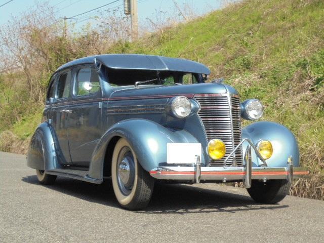 シボレー 1938年モデル 直6エンジン フルトンバイザー 12V