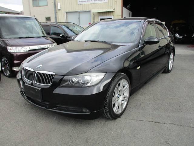 BMW 3シリーズ 325i左ハンドル地デジ (車検整備付)