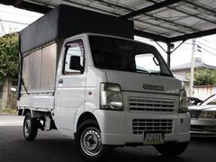 キャリイトラックKC・PS・AC・幌付・AT・保証付・GOO鑑定車