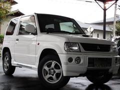 パジェロミニV 4WD ターボ 車検整備付き