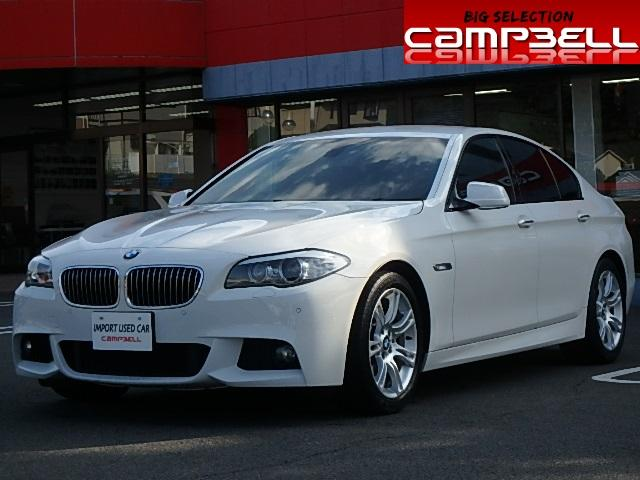 BMW 5シリーズ 523i Mスポーツパッケージ ナビ コンフォ...