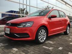 VW ポロプレミアムエディションナビPKG 認定中古車 限定車 保証付