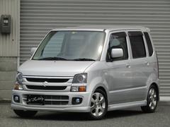 ワゴンRFX−Sリミテッド4WD ディスチャージライト メモリーナビ