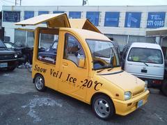 ミラミチート 移動販売車 前オーナー会社法人 アイス販売仕様 流し台付き(ダイハツ)