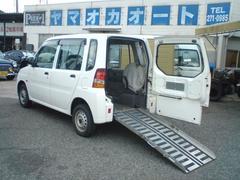トッポBJ 福祉車両 スローパー 車いす輸送車 禁煙(三菱)