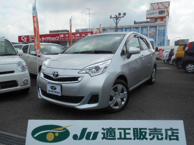 トヨタ X 新品SDナビ フルセグTV ETC クルーズコントロール