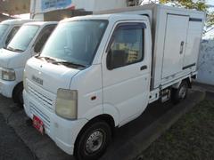 キャリイトラック冷蔵冷凍車 −5度〜+20度 タイミングチェーン