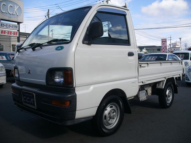 三菱 ミニキャブトラック TU 4速 エアコン (検31.1)