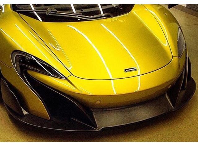 マクラーレン マクラーレン 675LT スパイダー ソリス 正規輸入車