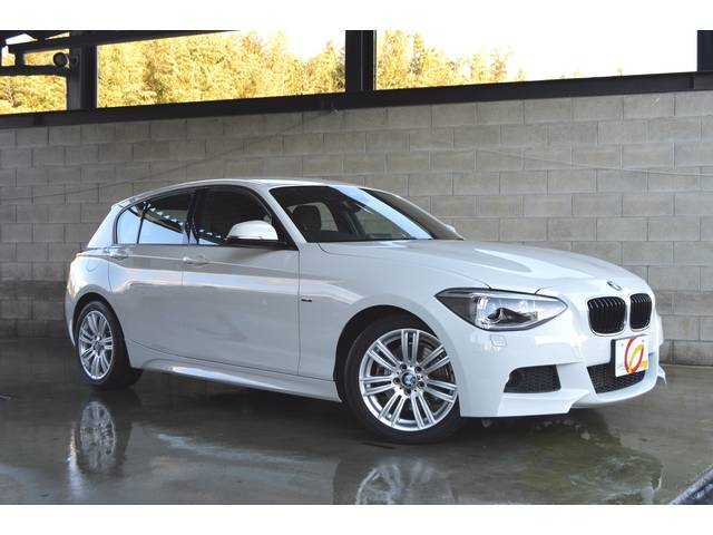 BMW 1シリーズ 116 Msp ワンオーナー iDriveナビ...