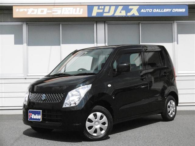 トヨタ仕立ての安心U−CarブランドT−Value☆ワゴンR CD キーレス ETC 付き車両です。