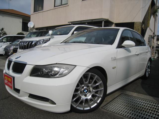 BMW 3シリーズ 323iハイラインパッケージ 純正18'アルミ...