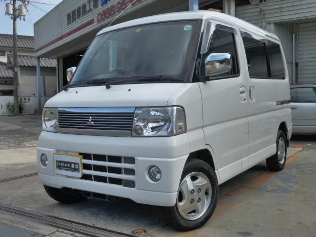 三菱 RX ターボ ハイルーフ 4AT