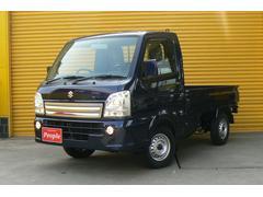 キャリイトラックKX 4WD HIDヘッドライト 助手席エアバッグ