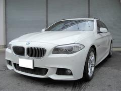 BMW523iツーリング ハイライン MスポーツPKG サンルーフ