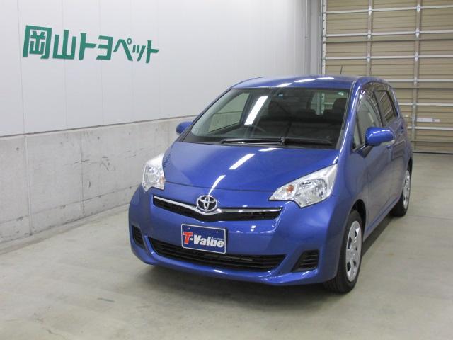 トヨタ X CDラジオ キーレス