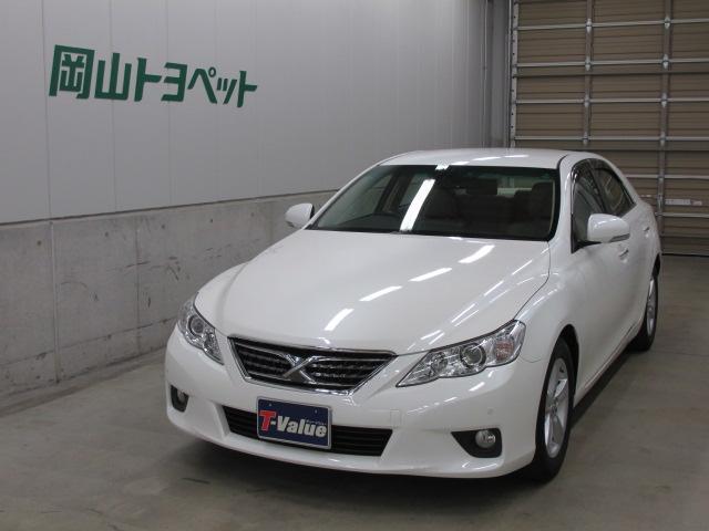 トヨタ 250G リラックスセレクション 純正HDDナビ ETC