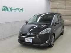 シエンタハイブリッドG 岡山トヨペット試乗車