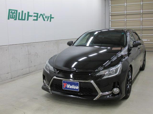 トヨタ 250G Sパッケージ G's 純正HDDナビ ETC