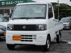 クリッパートラックSD エアコン付き 5MT 2WD 1オーナー