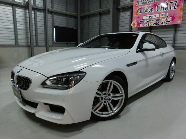 BMW 6シリーズ 640iMスポーツPKG コンフォートアクセス...