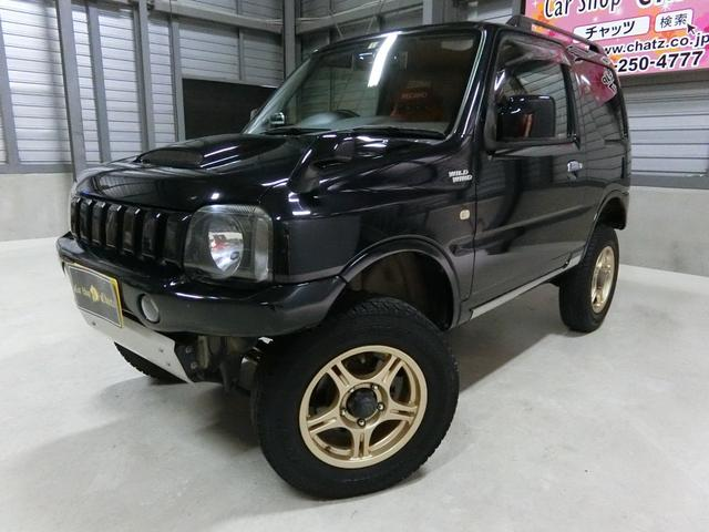 Photo of SUZUKI JIMNY WILD WIND / used SUZUKI