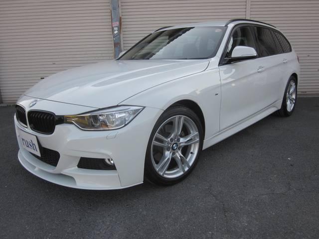 BMW 320dブルーパフォーマンス ツーリング Mスポーツ 禁煙車
