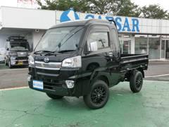 ハイゼットトラックジャンボ 公認サムライピックアップコンプリート
