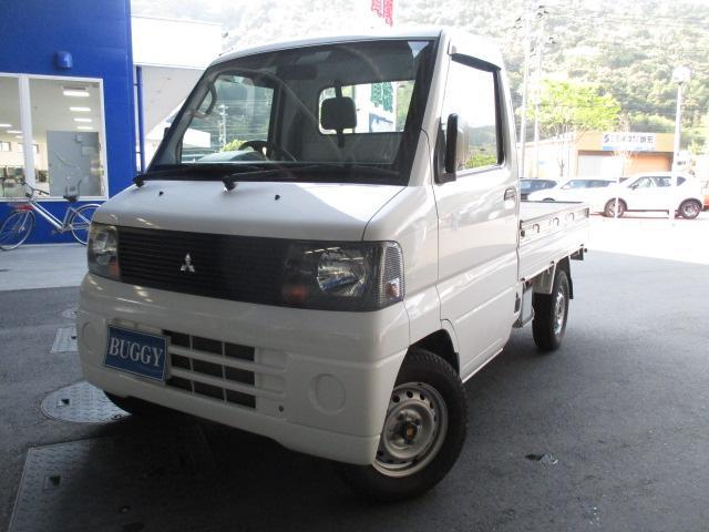 三菱 ミニキャブトラック Vタイプ (なし)