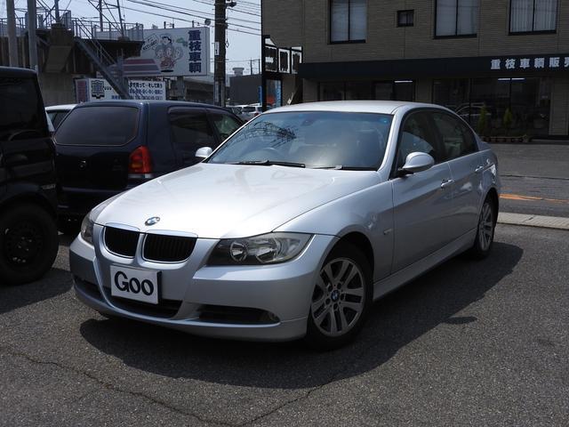 BMW 3シリーズ 320i キーフリー 本革 ETC 純正アルミ...