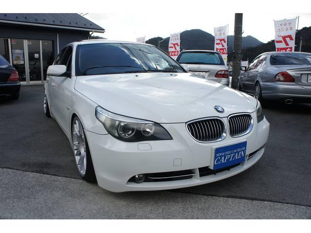 BMW 5シリーズ 530iハイラインパッケージ レザーシート サ...