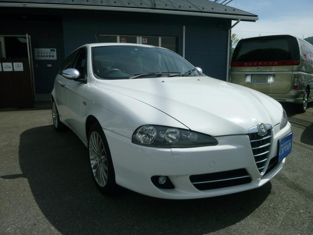 alfa romeo 147 white - photo #27
