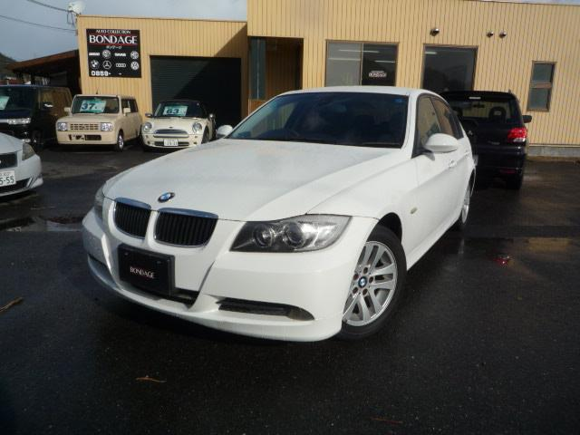 BMW 3シリーズ 320i キーレス ETC ナビ (車検整備付)