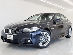 BMW523d Mスポーツ 後期 Dアシストプラス 18AW