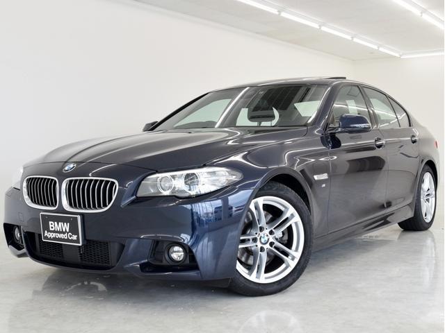 BMW 5シリーズ 523iMスポーツ 後期 SR BCDP アク...