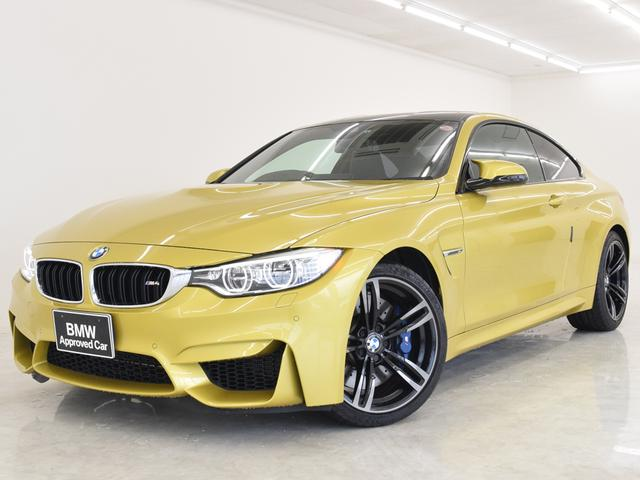 BMW M4 M4クーペ 黒革 ハーマンカードン OP19AW (...