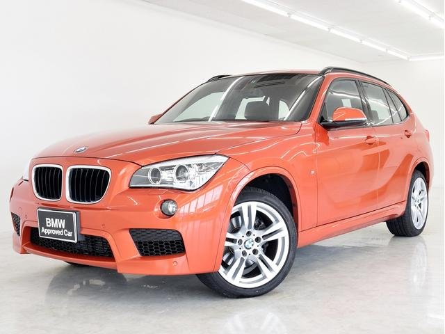 BMW X1 xDrive20iMスポーツ ナビゲーションP バッ...